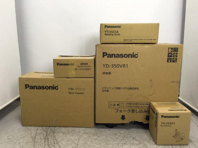 パナソニック Panasonic  フルデジタル 350A CO2 MAG半自動溶接機 買取しました!