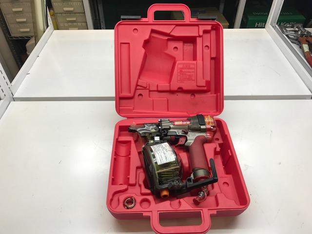 MAX 高圧コイルネイラ HN-50