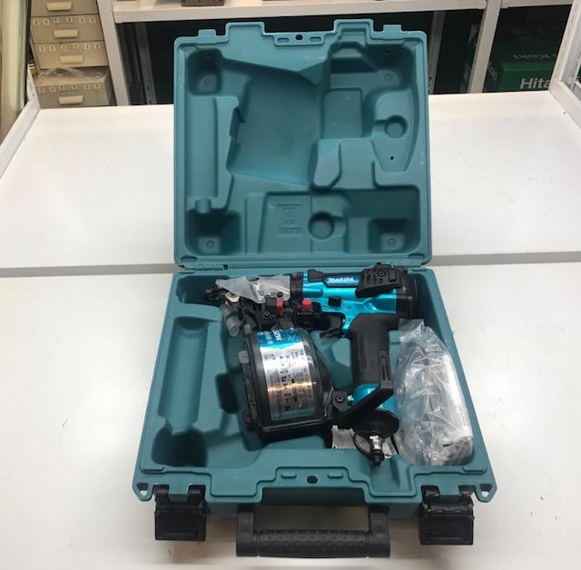 マキタ makita  50mm高圧エア釘打買取しました!