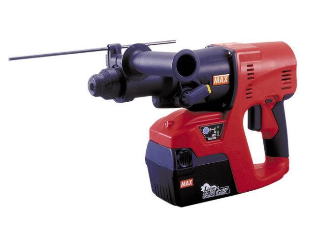 マックス MAX 26mm 25.2V 充電式ハンマドリル買取しました!