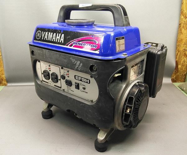 ヤマハ YAMAHA  ガソリンエンジン発電機 60Hz買取しました!