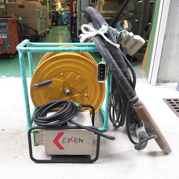EXEN エクセン 48V 高周波インバーター バイブレーターセット買取しました!