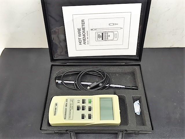 アイ電子技研  熱線式風速計 デジタルアネモメーター買取しました!
