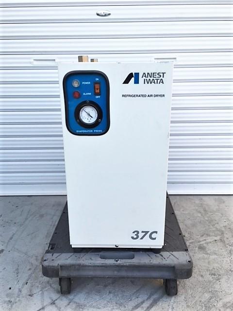 アネスト岩田  5馬力対応 冷凍式エアドライヤ買取しました!