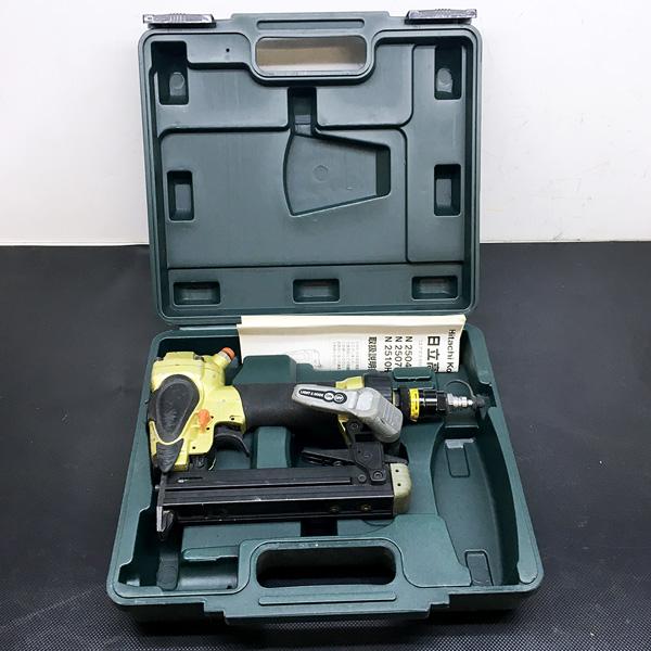 日立 HITACHI 10mm高圧エアータッカー買取しました!