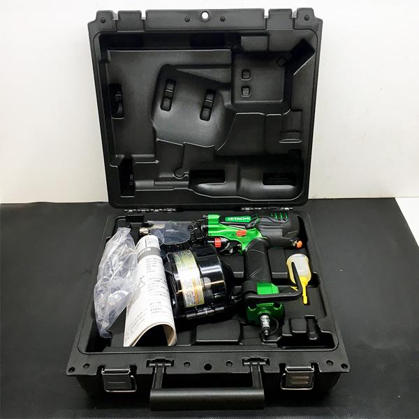 日立 HITACHI 65mm高圧エア釘打ち機買取しました!