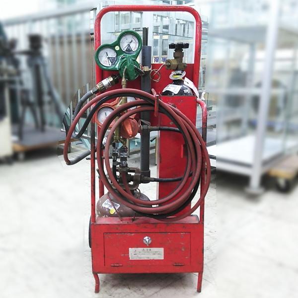 ヤマト産業 ガス溶接機セット買取しました!