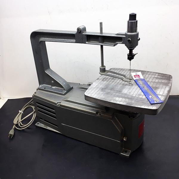 旭工機 糸ノコ盤 スーパー万能糸鋸盤買取しました!