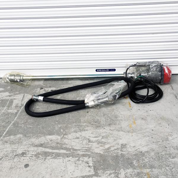 工進 KOSIN フィルポンプ 低粘度油用電動ドラムポンプ FA-100A