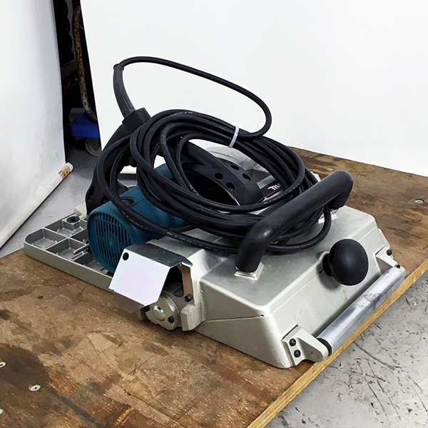 マキタ makita 一尺カンナ 312mm電気かんな買取しました!