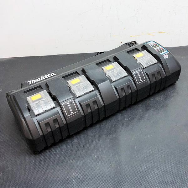 マキタ makita 14.4V 18V 4口充電器買取しました!