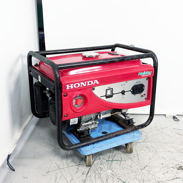 ホンダ HONDA 2.3kVA ガソリンエンジン発電機 60Hz買取しました!