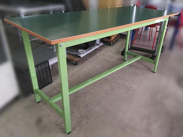サカエ SAKAE  軽量作業台 緑×緑