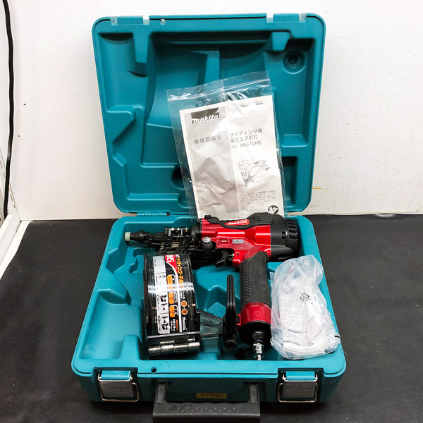 マキタ makita 50mm サイディング用高圧エア釘打機 釘打ち機買取しました!