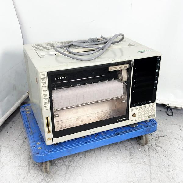 横河電機 ペンレコーダー 多点記録計 現状品買取しました!