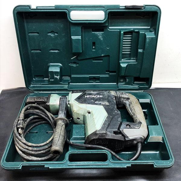 日立 HITACHI 40mmハンマードリル 六角シャンク�B買取しました!