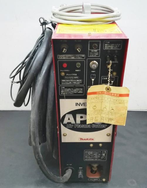 マキタ makita   エアプラズマ切断機 10A コンプレッサー内蔵型買取しました!
