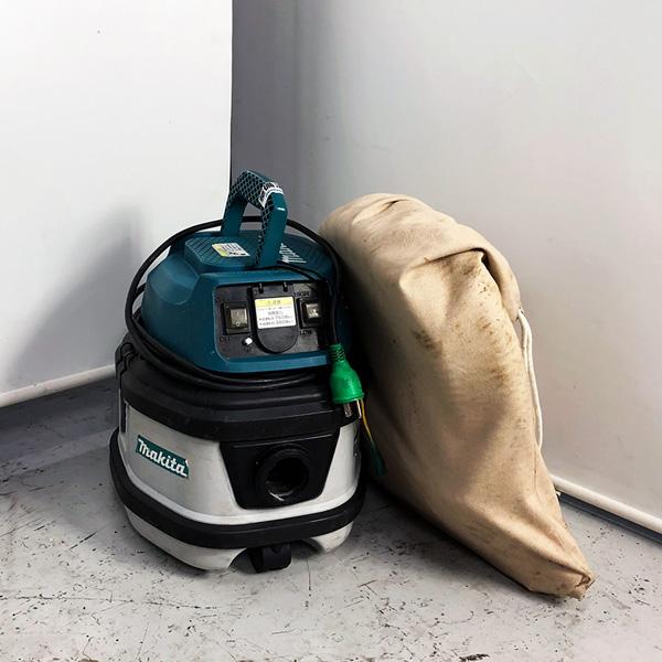 マキタ makita 乾湿両用 集じん機 集塵機買取しました!