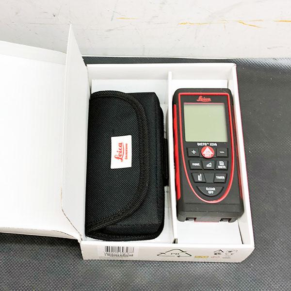 Leica ライカ ジオシステムズ レーザー距離計 ライカディスト買取しました!