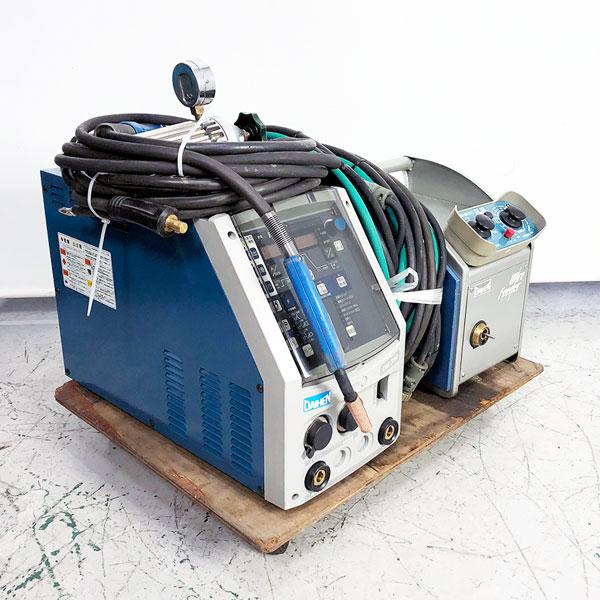 ダイヘン DAIHEN デジタルインバータ制御式CO2/MAG溶接機買取しました!