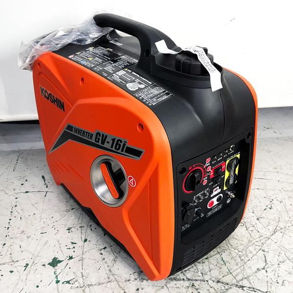 工進  1.6kVA ポータブルインバーター発電機買取しました!