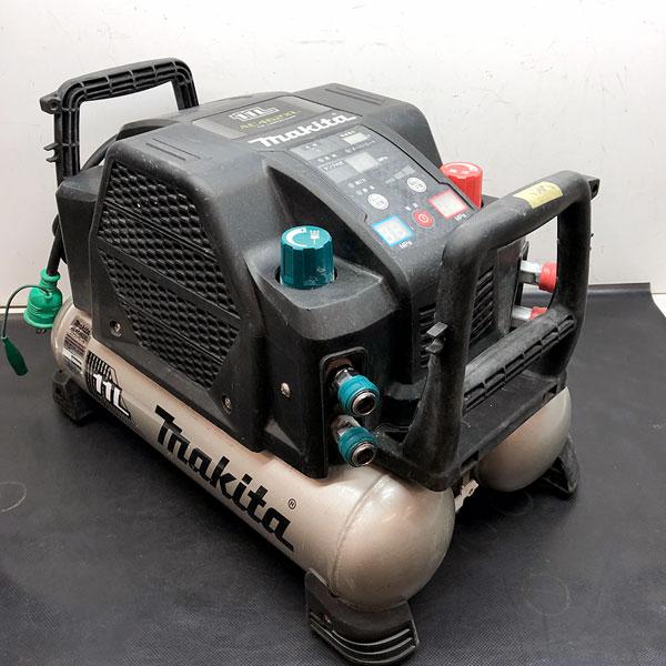 マキタ makita 46気圧 高圧エアコンプレッサ 11Lタンク買取しました!