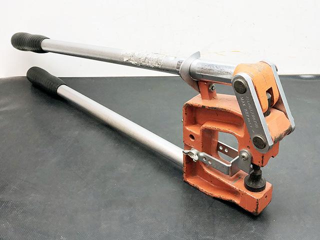 ネグロス電工 ケーブルラック・金属ダクト穴あけ工具買取しました!