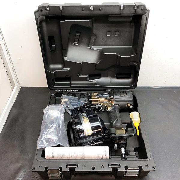 HIKOKI (日立工機)  75mm高圧ロール釘打機 買取しました!