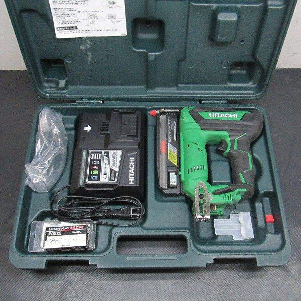 日立工機 HITACHI  18V充電式ピン釘打機買取しました!