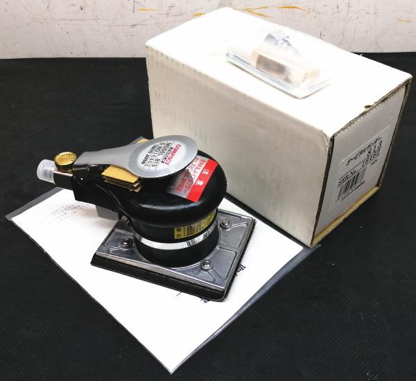 コンパクトツール 非吸塵式 オービタルサンダー買取しました!