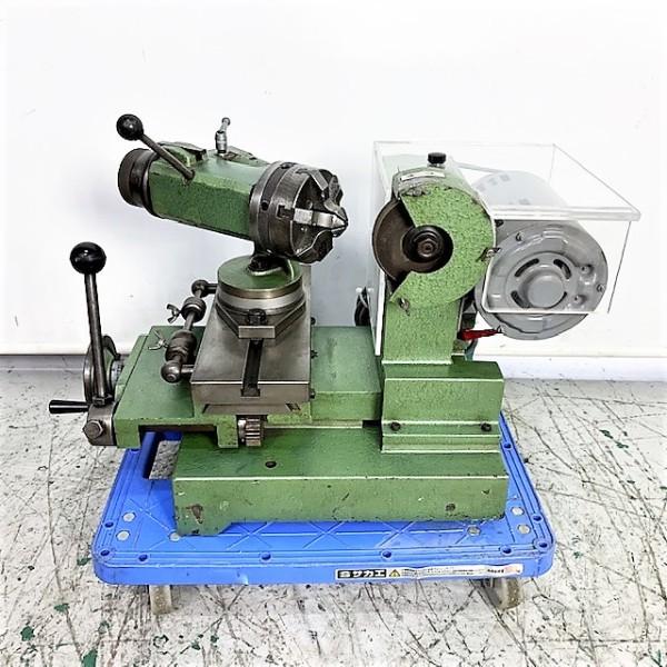 ドリル研削盤 100V改造機