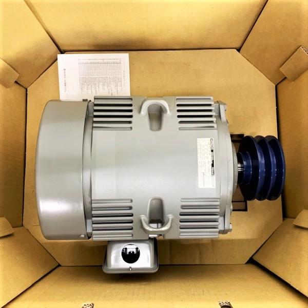 日立産機 HITACHI  5馬力 4P 汎用全閉モーター ザ・モートルNeo100買取しました!