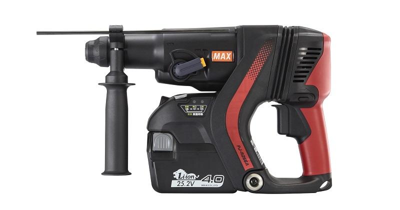マックス MAX 25.2V充電式ハンマドリル 4.0Ah買取しました!