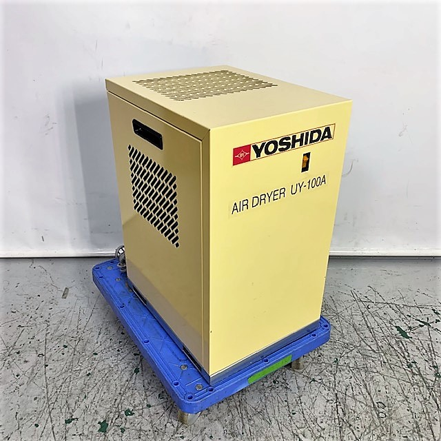 ヨシダ / アネスト岩田 3馬力対応エアドライヤー 100V買取しました!