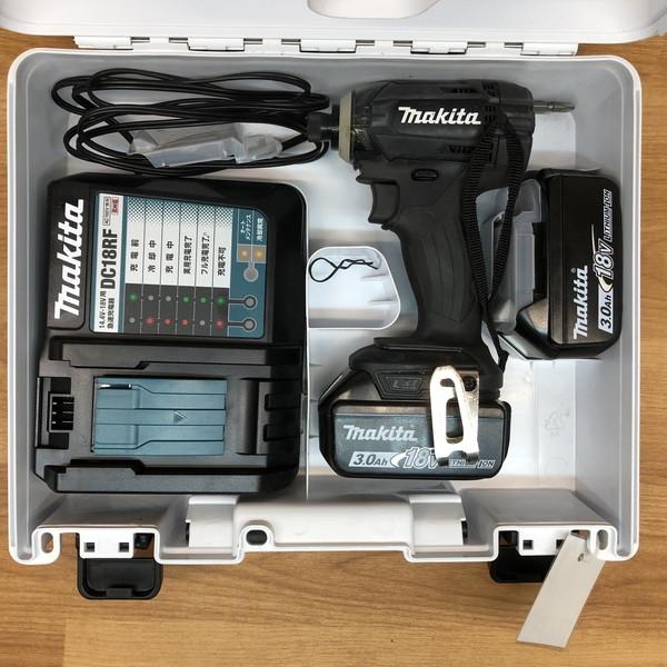 マキタ makita 18V充電式インパクトドライバ買取しました!