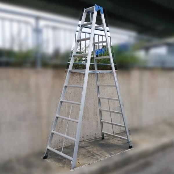 長谷川工業 ハセガワ  2.9m アルミ脚立 ハシゴ XAM2.0-30