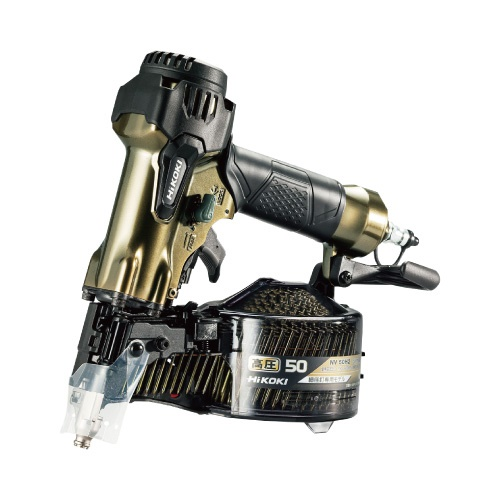 HiKOKI (日立工機)  50mm 高圧ロール釘打機買取しました!