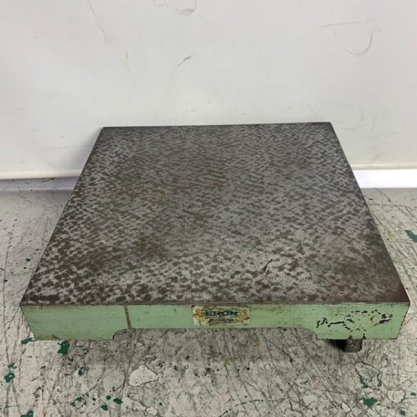 ナベヤ ERON  箱定盤 500x500買取しました!