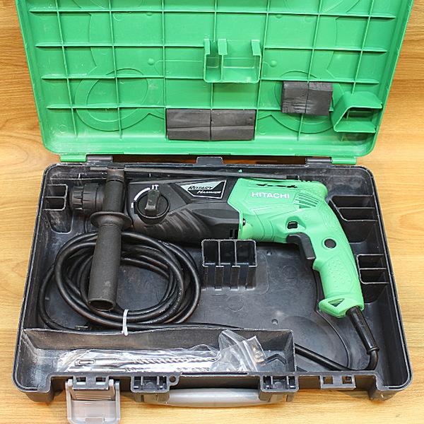 日立/HITACHI  100V ロータリハンマドリル 24mm 買取しました!