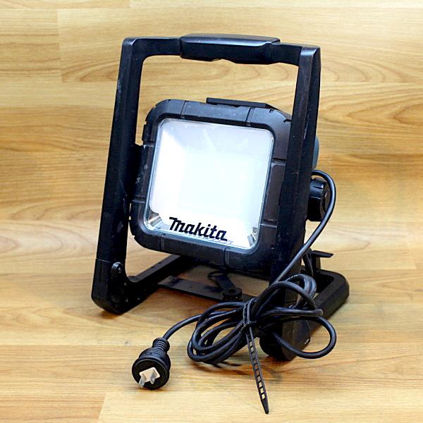 マキタ/makita 14.4V/18�X 充電式LEDスタンドライト●本体のみ買取しました!