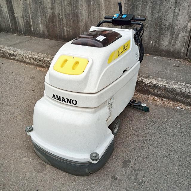 アマノ/AMANO  自動床洗浄機/フロアポリッシャー/スイーパー クリーンバーニー/CLEAN BURNY買取しました!