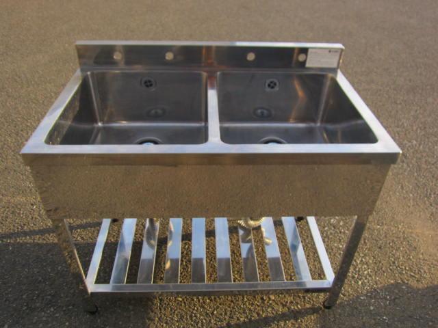 bin161024172112004 シンク、調理台、板金類の買取