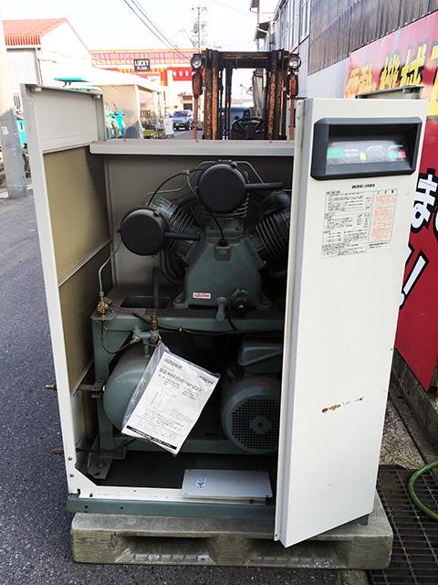 bin161116174454002 工場用コンプレッサーの買取