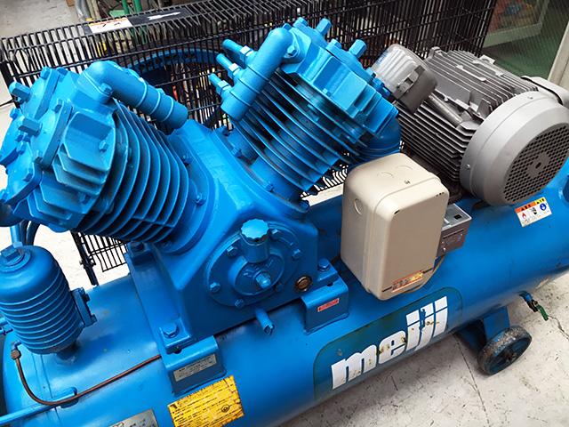 bin161121164639002 工場用コンプレッサーの買取