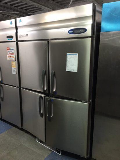 ホシザキ 縦型冷凍冷蔵庫