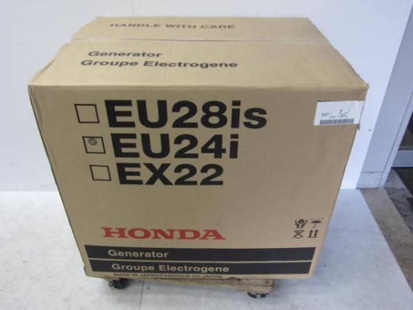 ホンダ インバーター発電機 EU24i