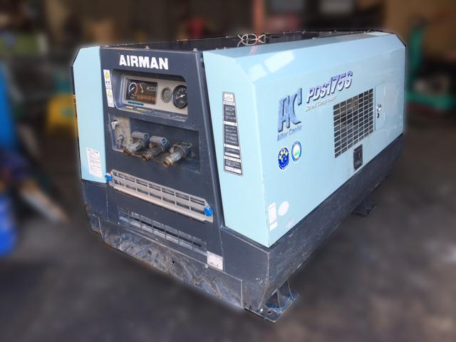 bin170228184449002 工場用コンプレッサーの買取