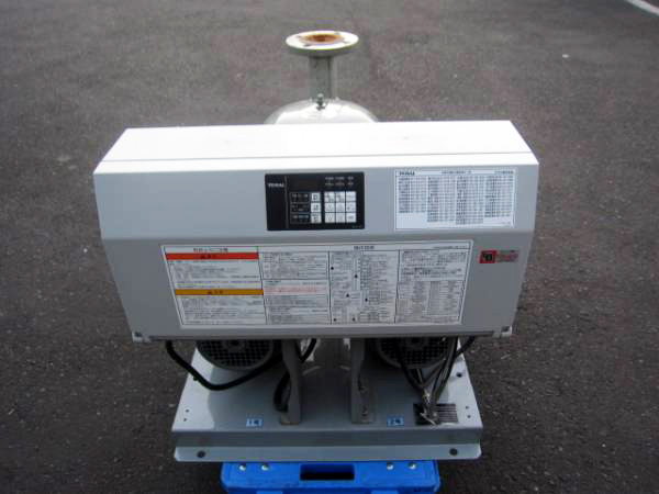 テラル 給水ポンプユニット NX-50VFC323