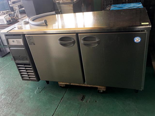 フクシマ 横型冷蔵庫 YRC-150RM2-F