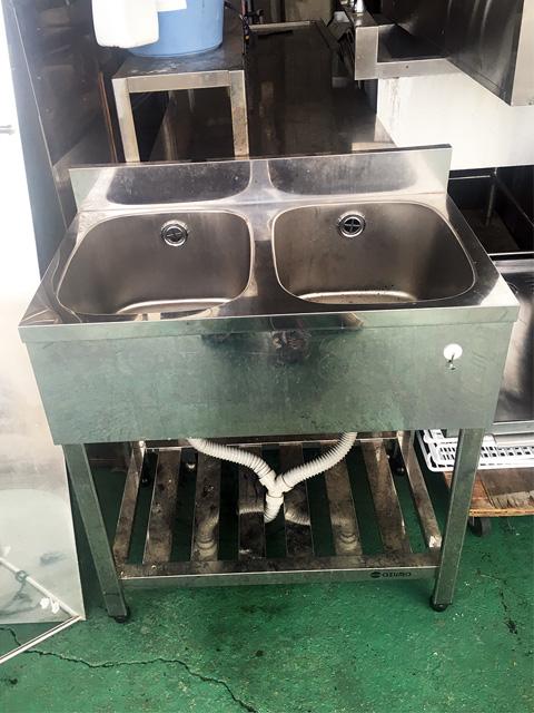 bin170325175514002 シンク、調理台、板金類の買取